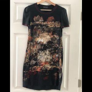 Peruvian Connection T-Shirt Dress/Tunic